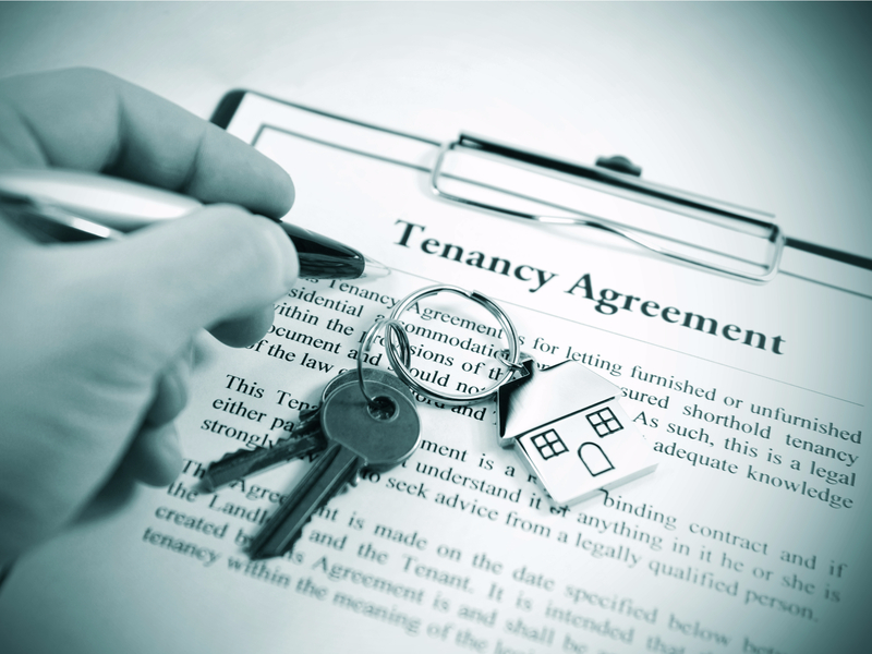 Tenancy agreements and deposits
