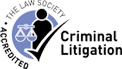 criminal litigation accreditation
