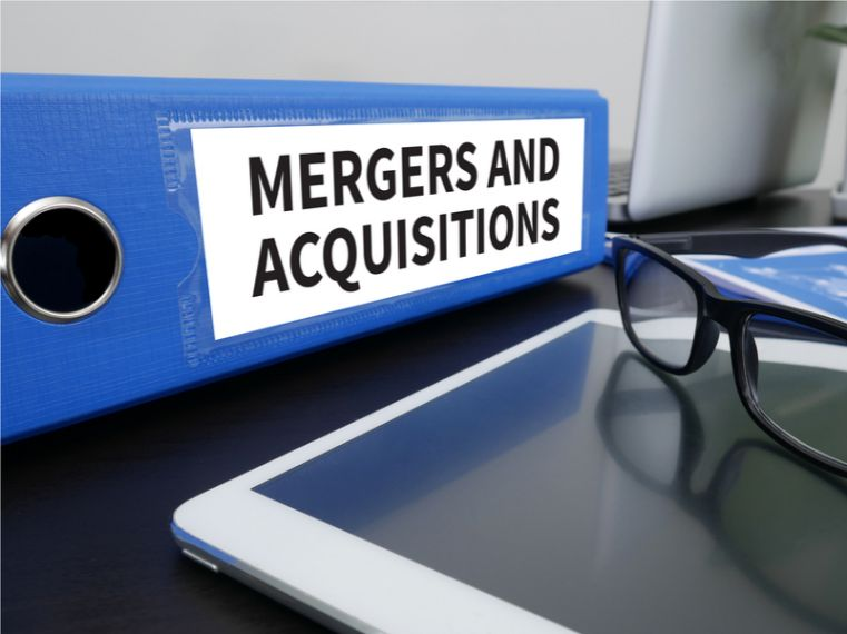 Mergers, acquisitions and disposals