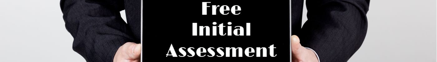 Free Initial Assessment