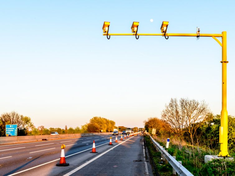 Speeding offences